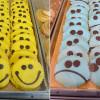 smiling cookies