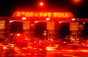 muni bond toll road