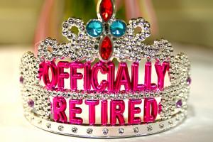 retirement crown