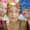 longevity bathing caps