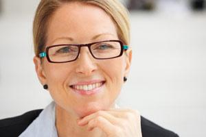 woman investor