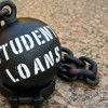 student loans ball chain
