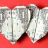 hearts and money