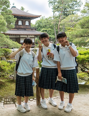 japan girls cropped