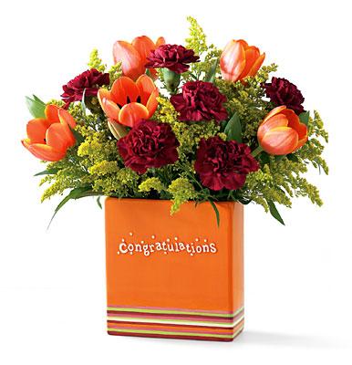 congrats-bouquet