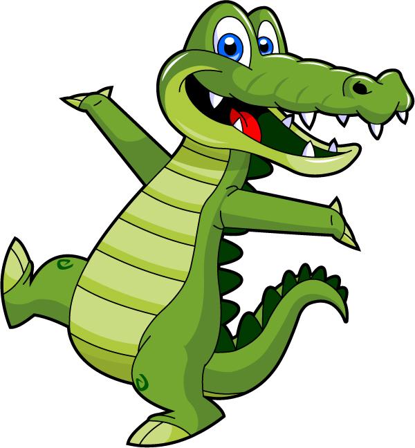 gator dancing