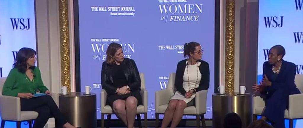 Wall Street Journal Women in Finance April 24, 2017