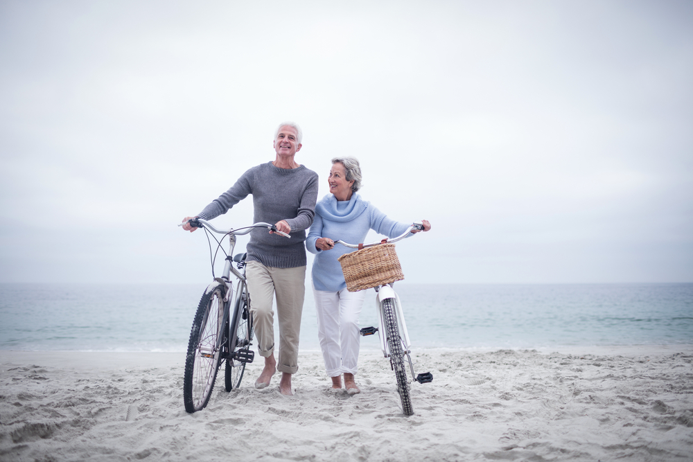 beach bike shutterstock_441207412
