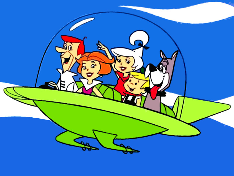 jetsons driverless cars