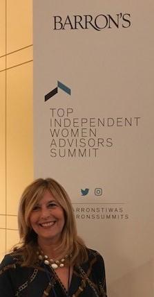 "Mari Adam Among ""Best Of Best"" Independent Financial Advisors Attending Barron's Top Independent Women Advisors Summit"