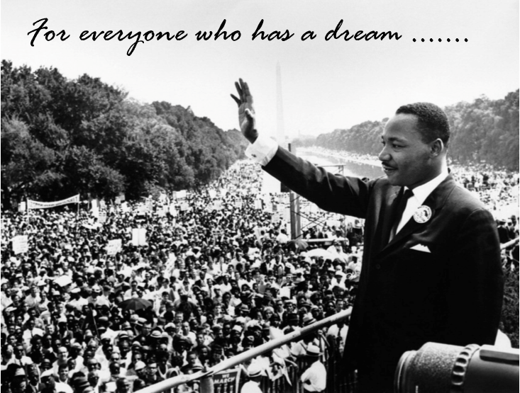 Martin Luther King Jr. Holiday January 21, 2019