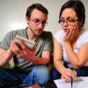 credit card debt couple