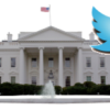 white house with twitter