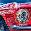 ford mustang vintage free pixbay