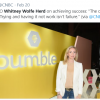 Bumble from CNBC MakeIt
