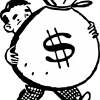 moneybags Image by Clker-Free-Vector-Images from Pixabay