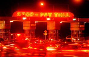 muni bond toll road