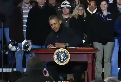 obama and myra