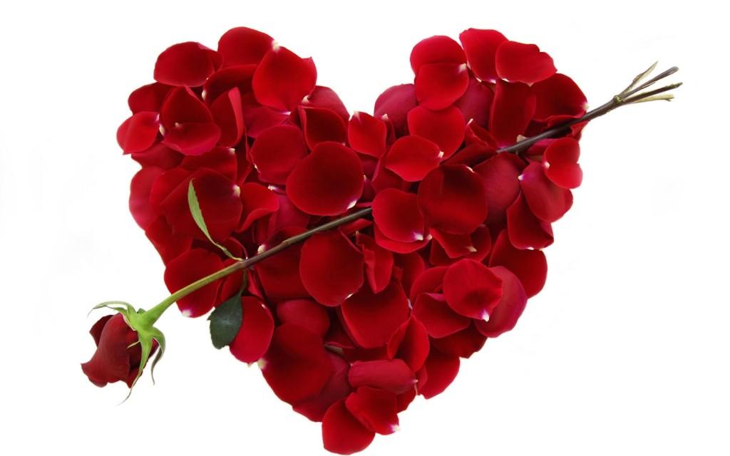 vlentine's heart