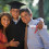 college grad with parents