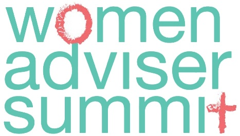 women adviser summit logo