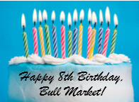 Happy Birthday Bull Market