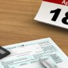 Tax form payment