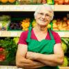 woman older working