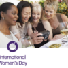 intl womens day + women